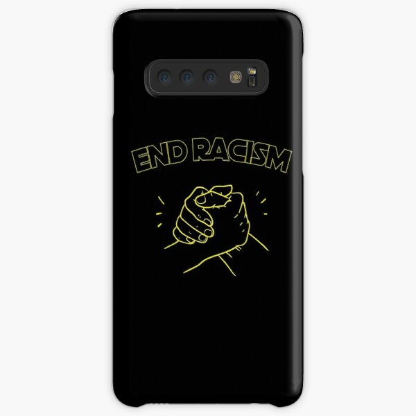 END RACISM T-shirt Samsung Galaxy Snap Case