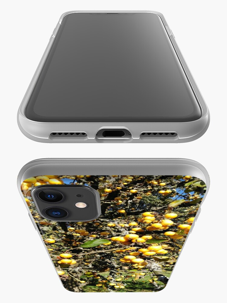 Alternate view of Autumninal Crab Apple Glut 2 iPhone Case & Cover