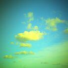 #NeinGrenze #Clouds by OLIVER W