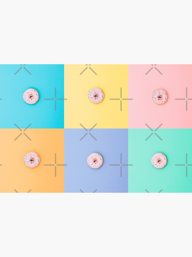 Pop Art Donuts by KatyaHavok