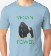 VEGAN POWER Unisex T-Shirt