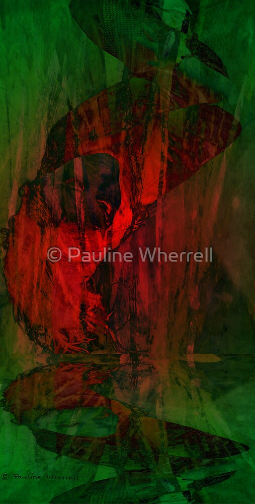 Red by © Pauline Wherrell