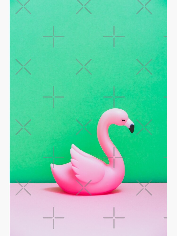 Pink Flamingo by KatyaHavok