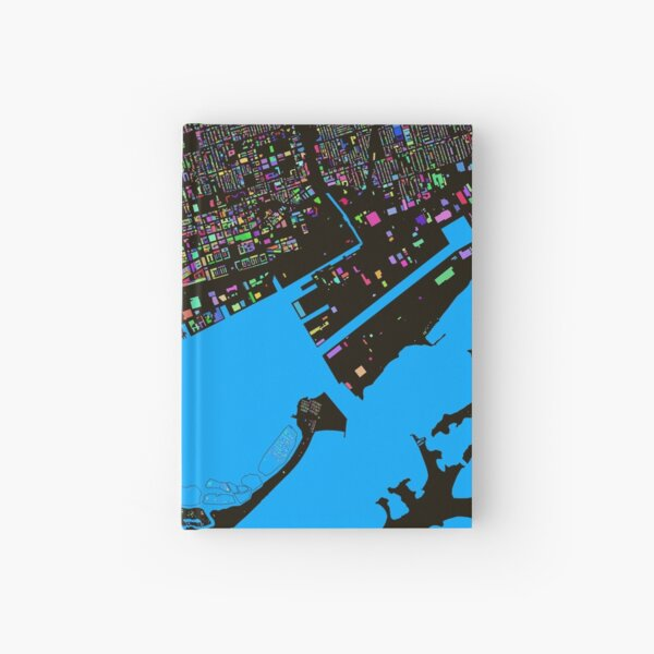 The Colours of Toronto Hardcover Journal