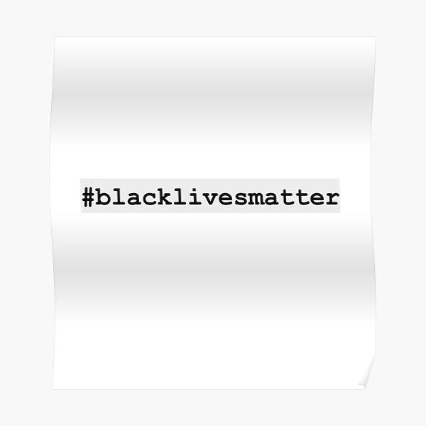 BlackLivesMatter Poster