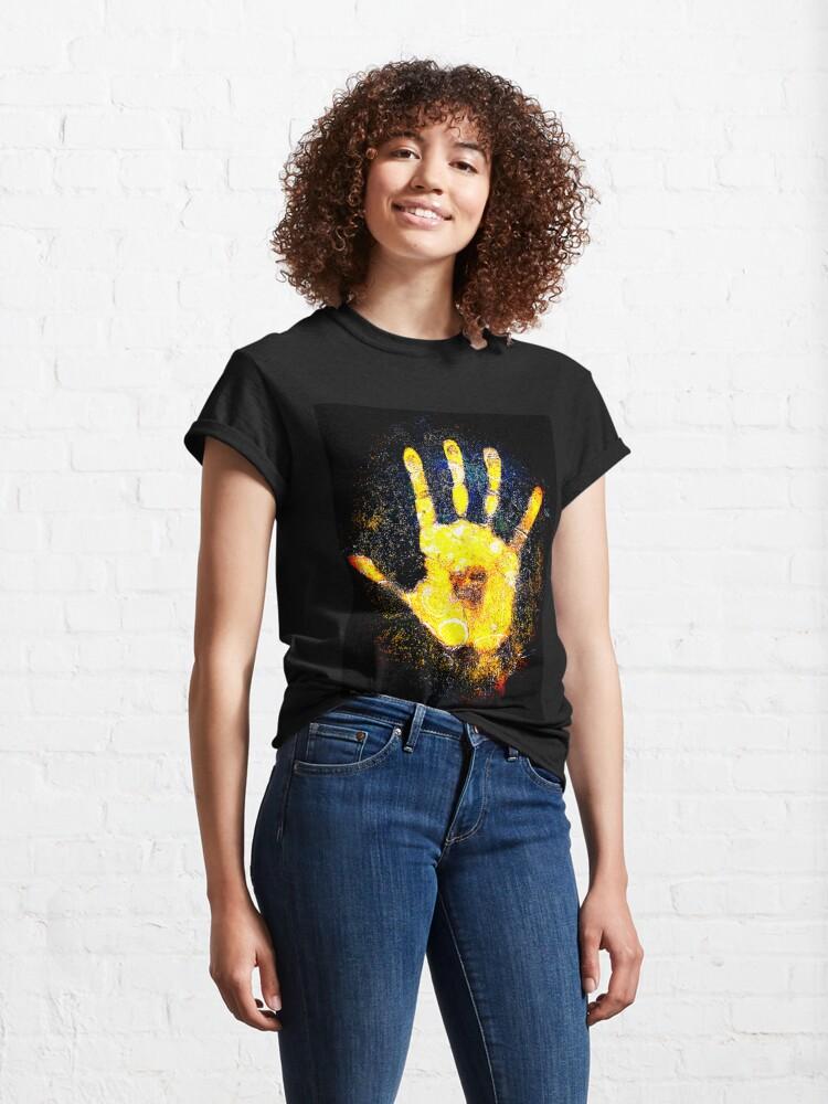 Alternate view of Black lives matter Classic T-Shirt