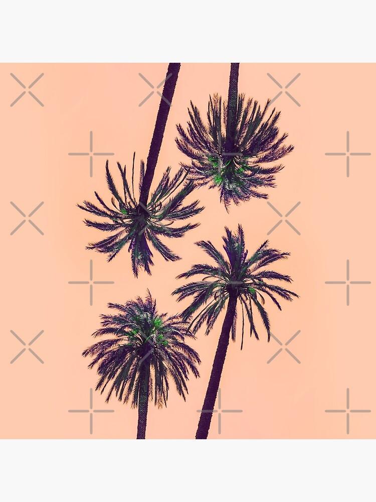 Palms Art Collage by KatyaHavok