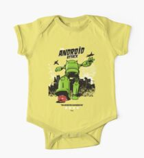 ANDROID ATTACK One Piece - Short Sleeve