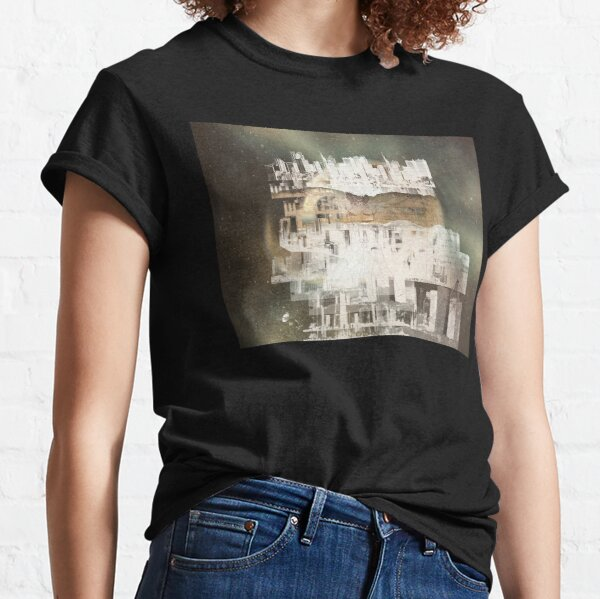Abstract City Classic T-Shirt
