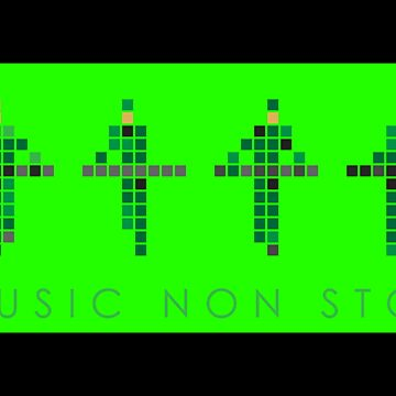 KRAFTWERK NEON |  Music Non Stop by 8eye