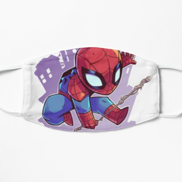 Spiderman t-shirt, phone case, stickers... Mask