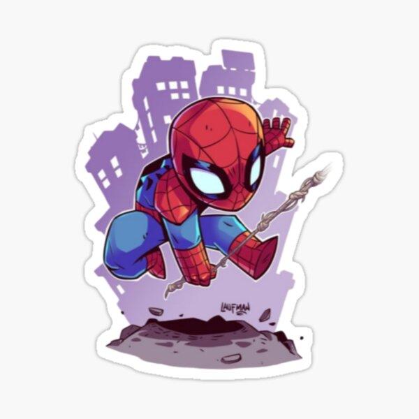 Spiderman t-shirt, phone case, stickers... Sticker