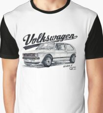 Volkswagen golf GTI Graphic T-Shirt