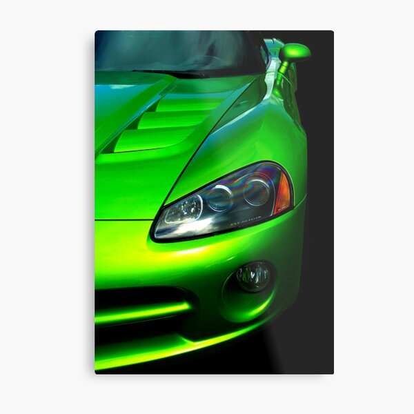 Taste of Lime Metal Print