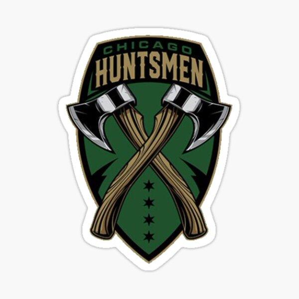 Chicago Huntsmen Sticker