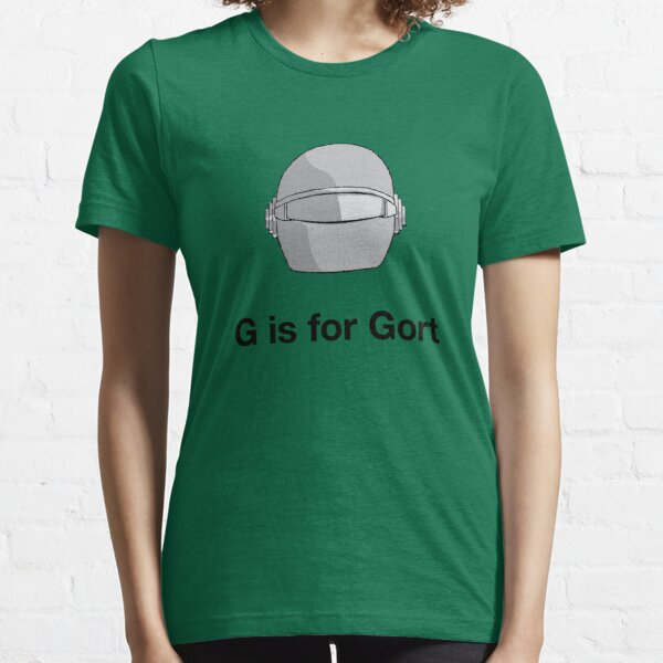 G is for Gort Essential T-Shirt