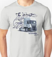 Scania Trucker Unisex T-Shirt