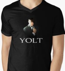 you only live twice Mens V-Neck T-Shirt