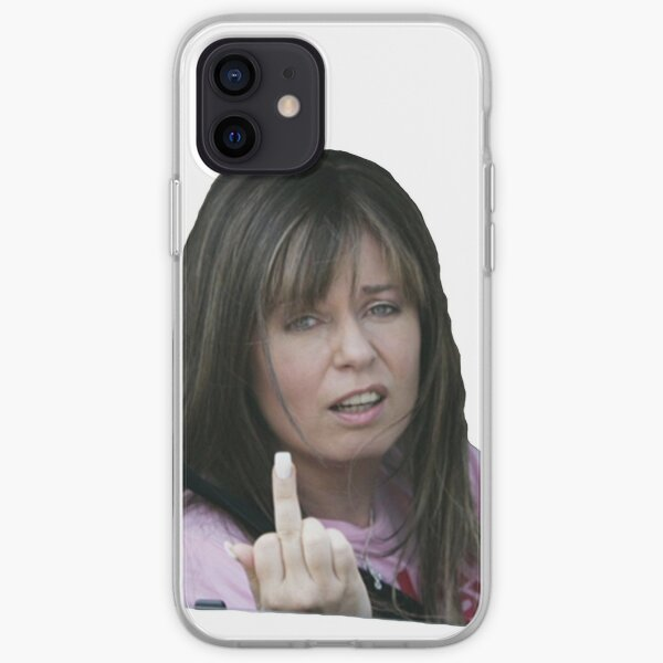 Kath and Kim: Kim Pulling the Finger iPhone Soft Case