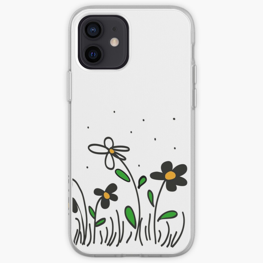 Daisy Doodles iPhone Case & Cover