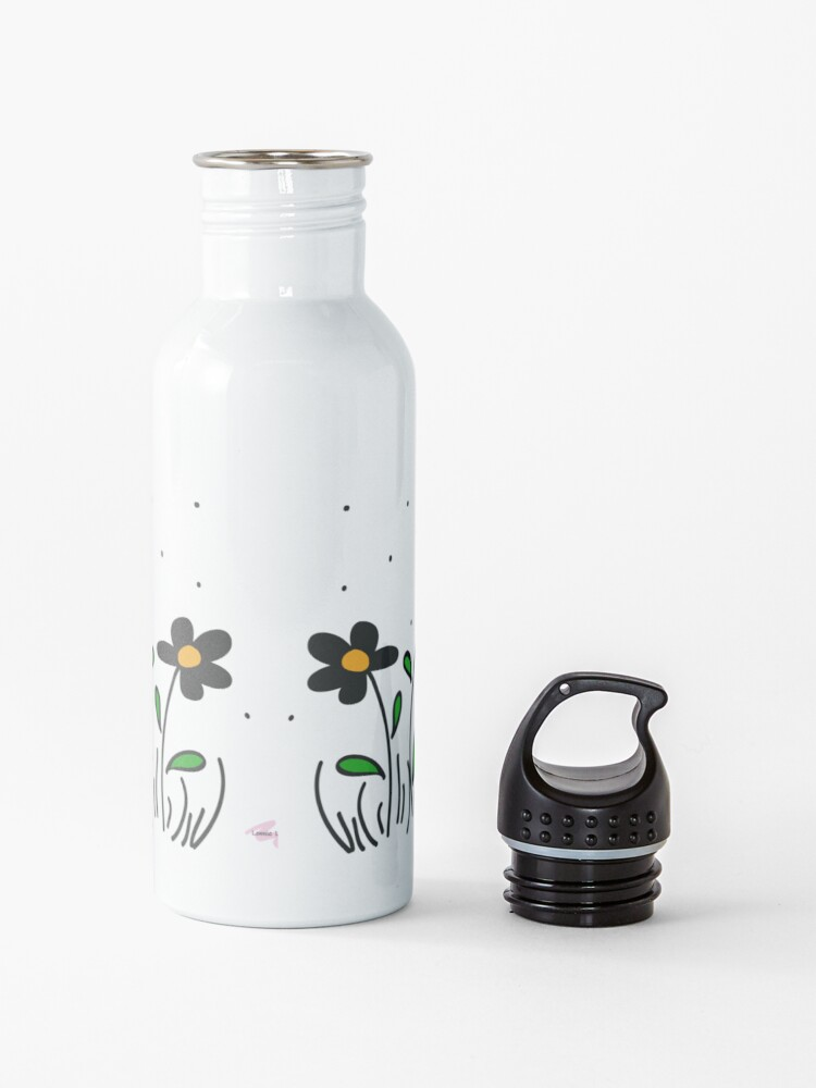 Alternate view of Daisy Doodles Water Bottle