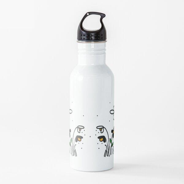 Daisy Doodles Water Bottle