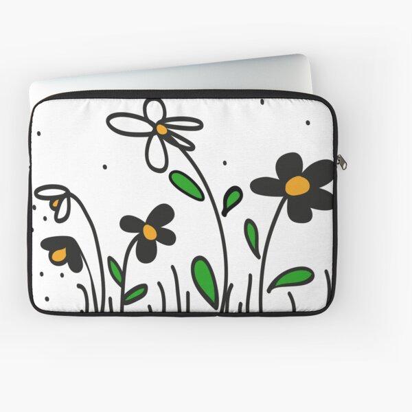 Daisy Doodles Laptop Sleeve