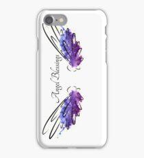 Archangel Michael: Angel Blessings iPhone Case/Skin