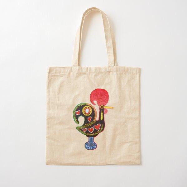 Galo de Flag Cotton Tote Bag