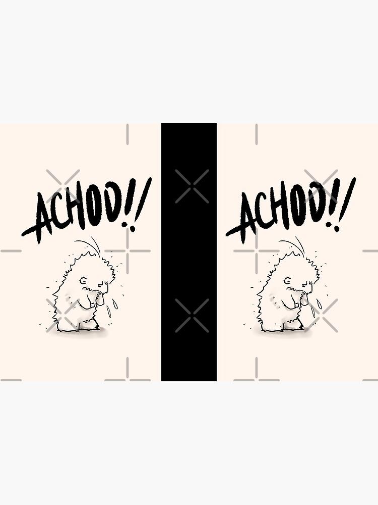 Achoo!! by PandaNPolarBear