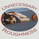 Unnecessary Roughness by WorldDesign