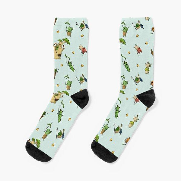 Flying Koroks Socks