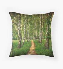 Find Your Way Back Home Throw Pillow
