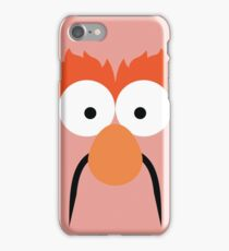"Muppets ""Beaker"" iPhone Case/Skin"
