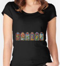 Zelda, Gaming Women's Fitted Scoop T-Shirt