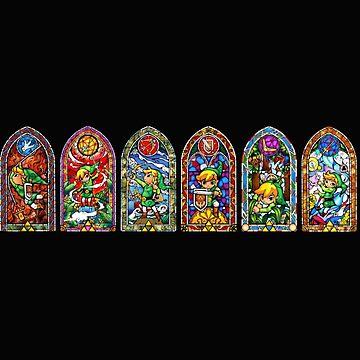 Zelda, Gaming by Winkham