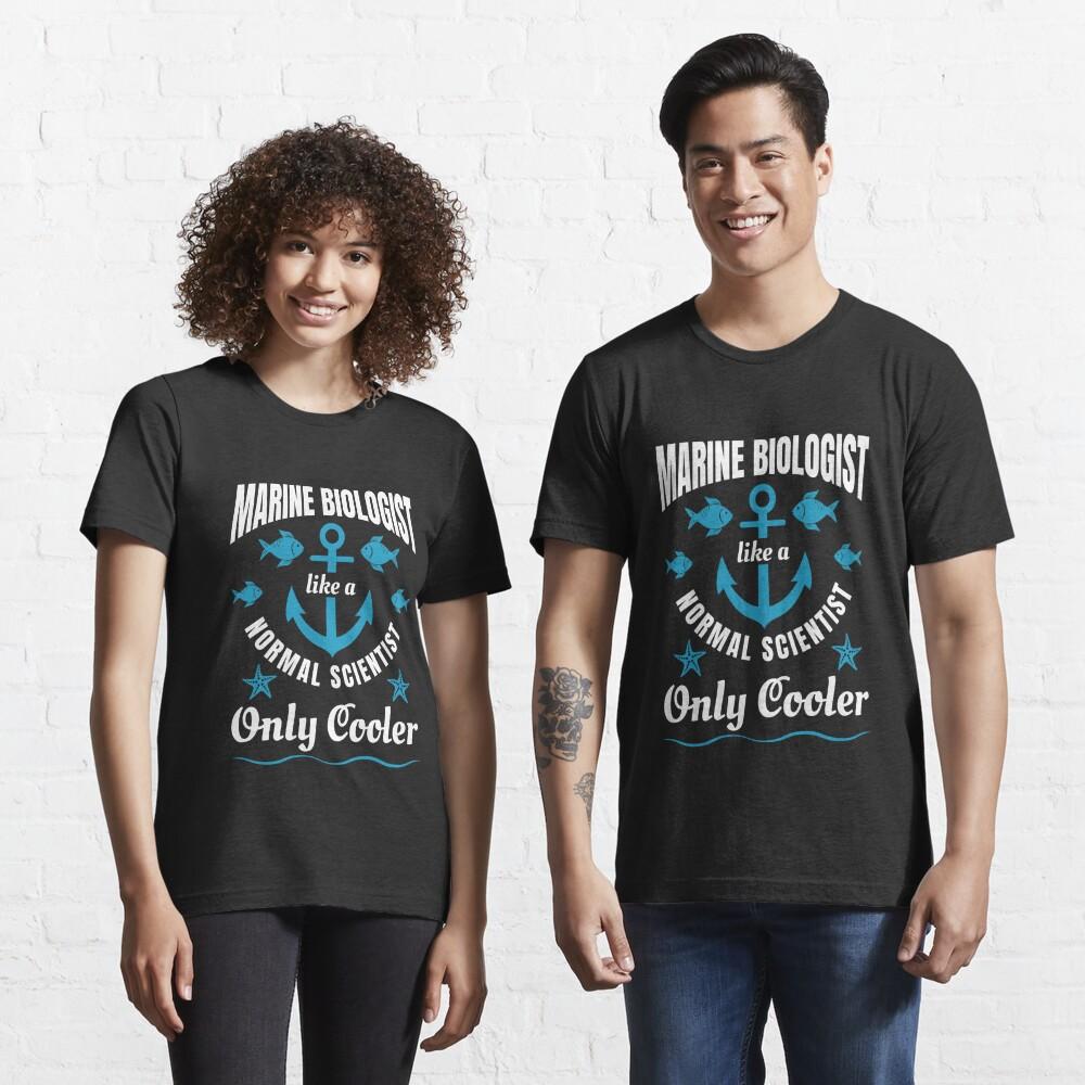 Marine Biologist - Marine Biology Essential T-Shirt