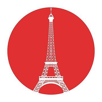 Paris by crunchyparadise