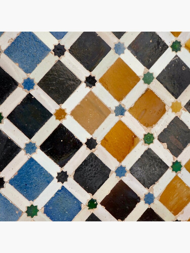 Moorish tile  by AlisonAndalucia