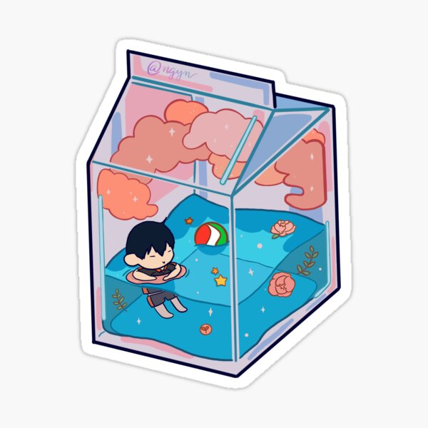 Tobio Kageyama Sticker