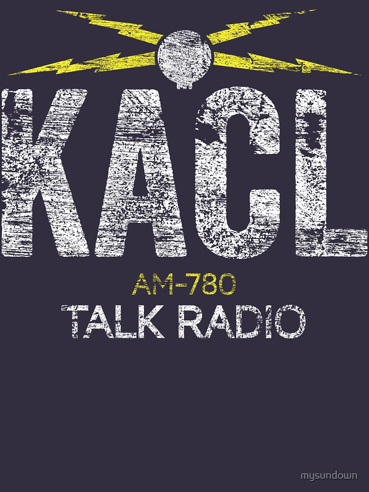 KACL AM-780 Talk Radio | Unisex T-Shirt