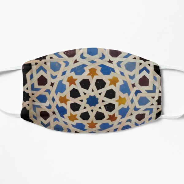 Moorish tile  Mask