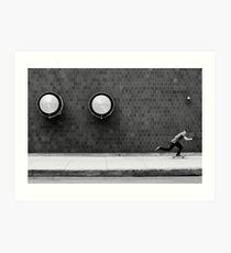 Jesse Neuhaus Art Print
