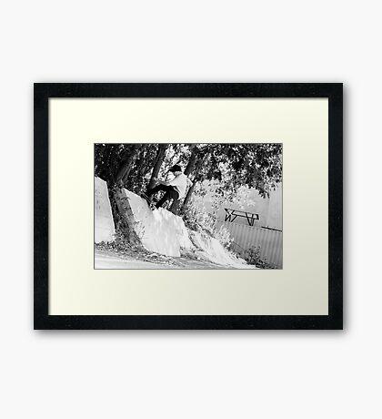 Kevin Kuczkowski Framed Print