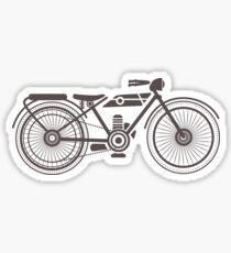 motorcycles Sticker