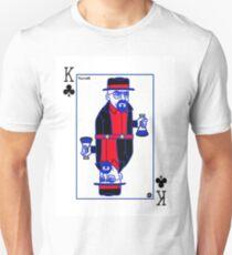Walter White (Breaking Bad) - Playing card T-Shirt