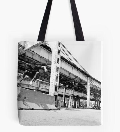 Timmy Johnson Tote Bag