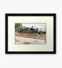 Dave Ruta Framed Print