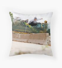 Dave Ruta Throw Pillow