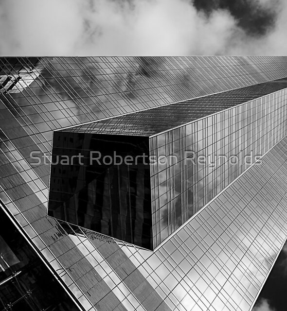 The Centre, Hong Kong by Stuart Robertson Reynolds